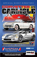 2013 Corvettes at Carlisle